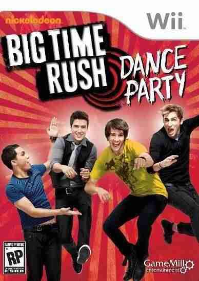 Descargar Nickelodeon Big Time Rush Dance Party [English][USA][iNSOMNi por Torrent